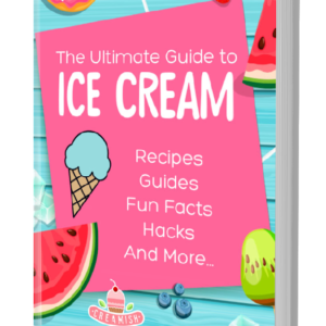 ice cream recipe book